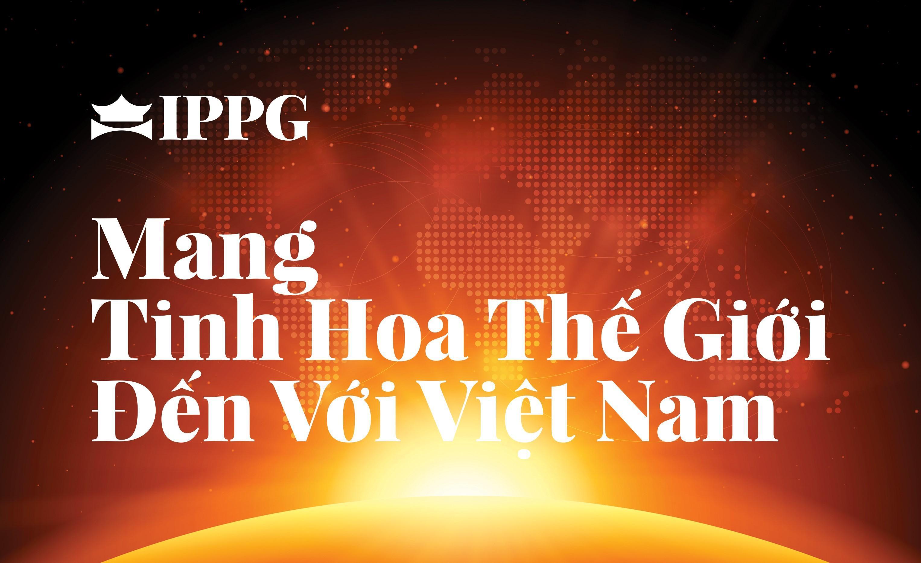 Tập đoàn Liên Thái Bình Dương - mang tinh hoa của thế giới đến với Việt Nam