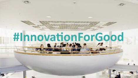 Cuộc thi Innovation For Good và cơ hội trải nghiệm những sáng tạo trên đất Thụy Điển