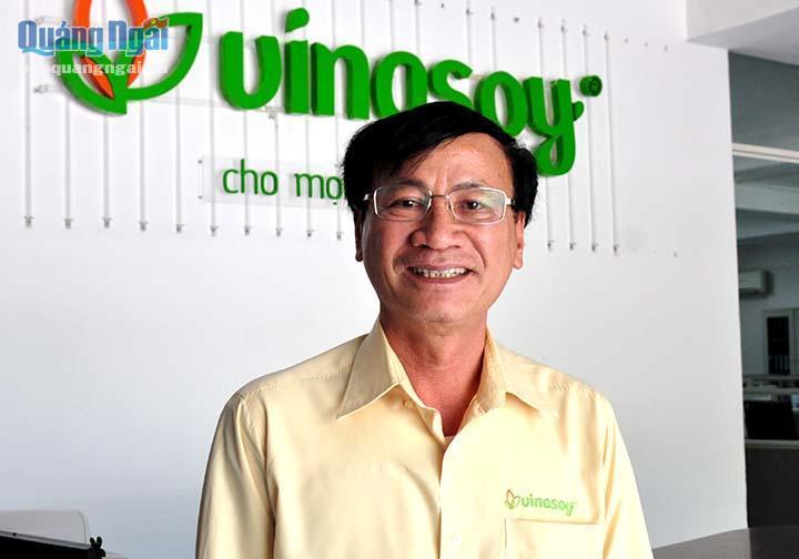 Vinasoy mong muốn đầu tư lâu dài, bền vững cho nông nghiệp Việt Nam