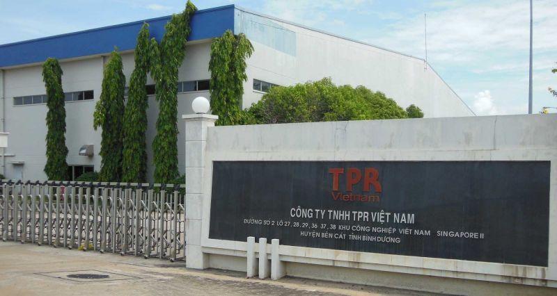TPR Việt Nam - Đổi mới, sáng tạo và uy tín với khách hàng