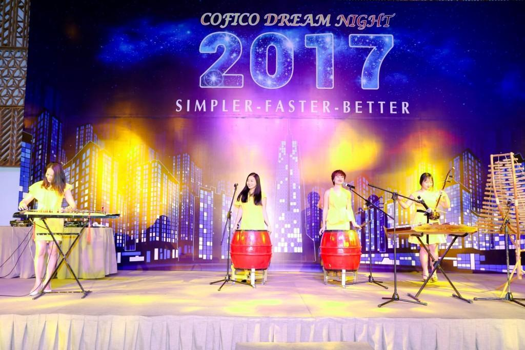 COFICO Dream Night 2017