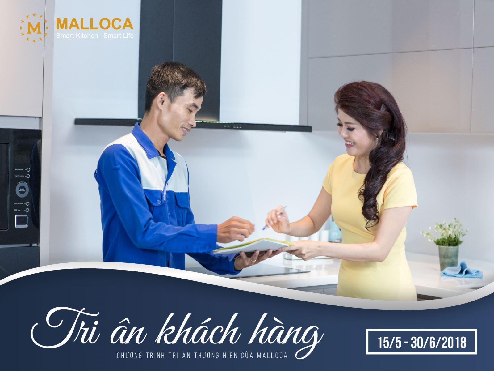 Malloca Việt Nam tri ân khách hàng năm 2018