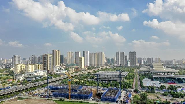 Thanh khoản căn hộ chung cư Hà Nội giảm nhẹ