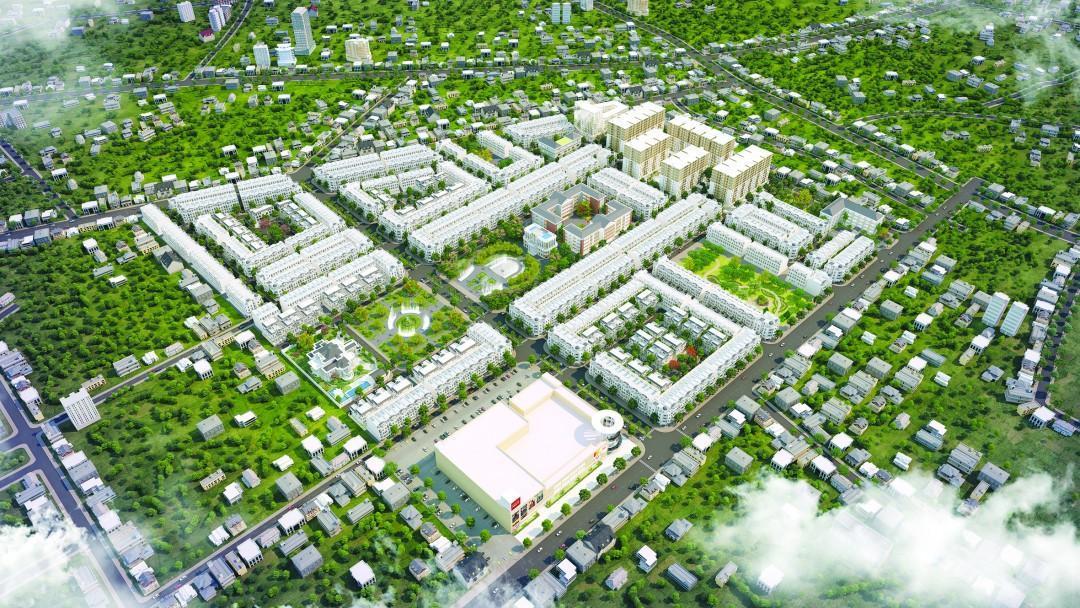 Công bố khu biệt thự, nhà phố tại CityLand Park Hills