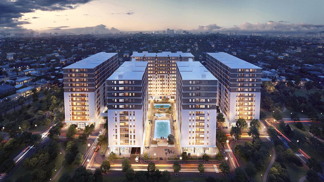 CityLand Park Hills- Căn hộ đáng sống phía Bắc Sài Gòn