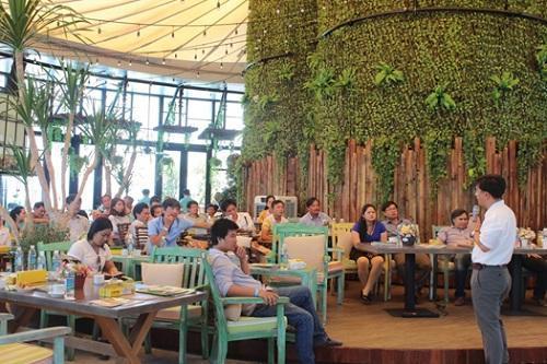 "Coffee talk ""Vật liệu xanh DURAflex DURAwood trong kiến trúc"""