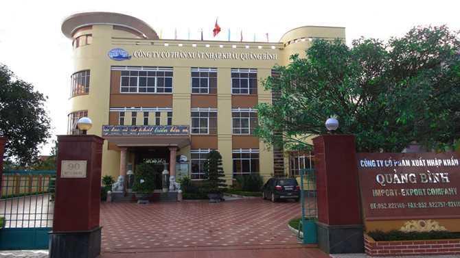 """Công ty cổ phần xuất nhập khẩu Quảng Bình: Nữ doanh nhân """"một tay xây dựng cơ đồ"""""""