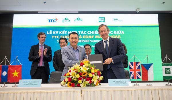 TTC Sugar hợp tác chiến lược xuất đường sang châu Âu, dự kiến mảng Organic chiếm 8% ..