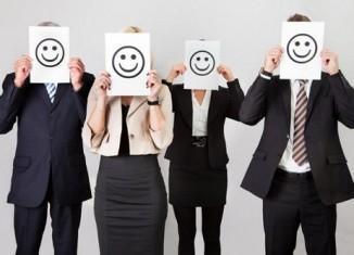 Sự vui vẻ trong công việc