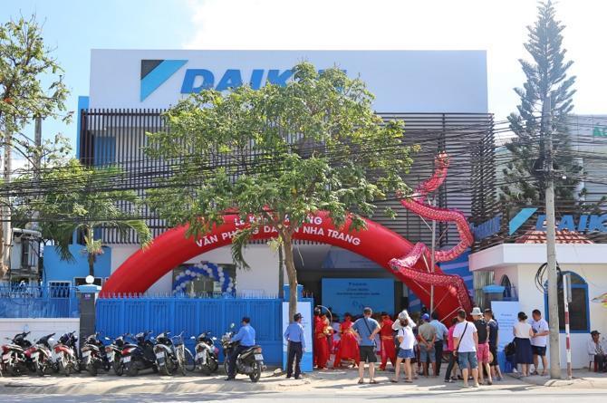 Daikin Vietnam khai trương chi nhánh tại Nha Trang