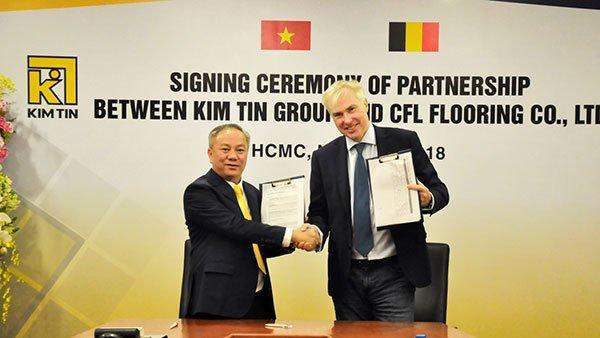 Kim Tín Group đầu tư Nhà máy ván sàn công suất 4 triệu m2/ năm