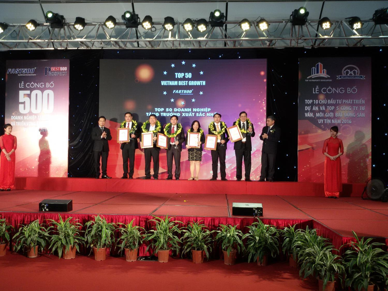 Công bố 500 doanh nghiệp Việt Nam thịnh vượng năm 2017