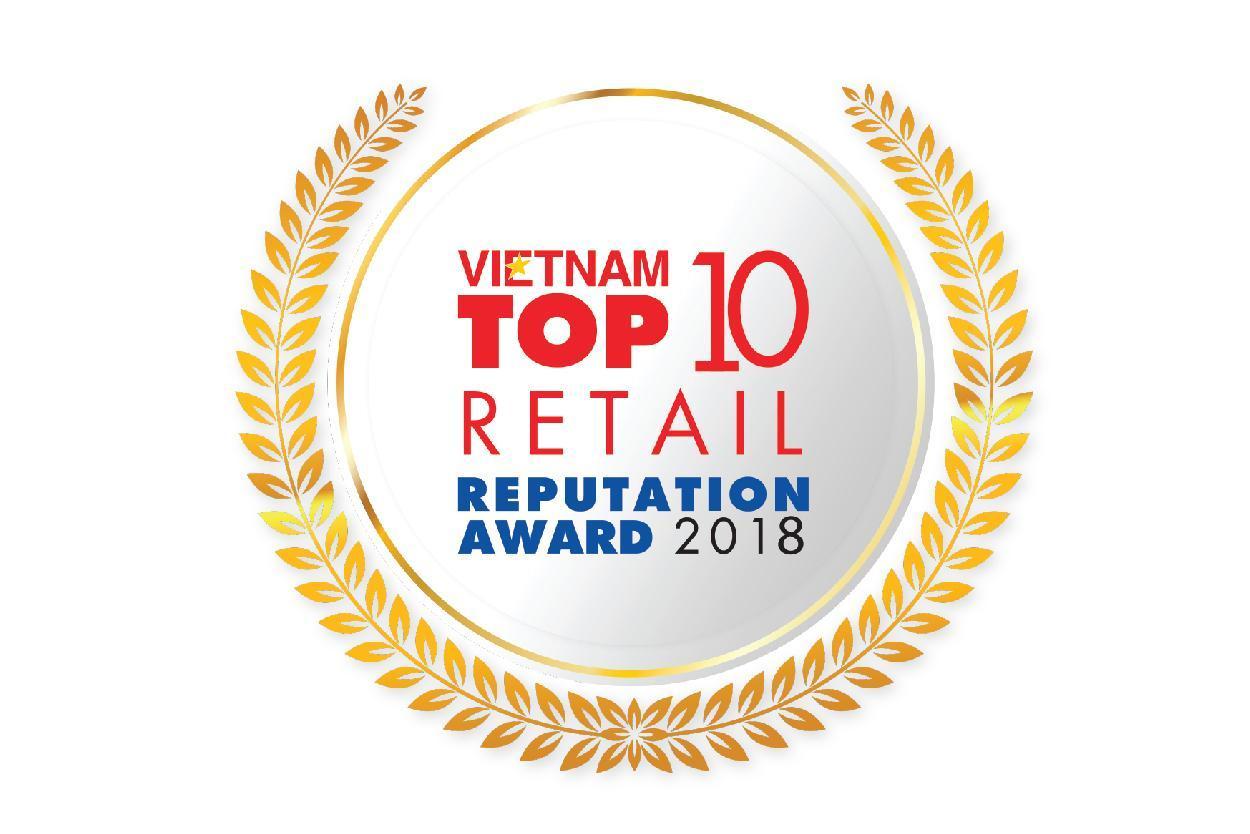 Công bố Top 10 Công ty Bán lẻ uy tín năm 2018