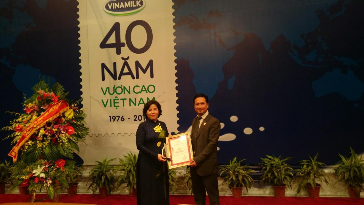 Vinamilk: Khát vọng sữa Việt đi khắp năm châu