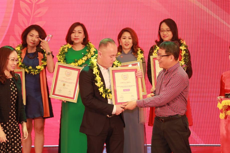 MediaMart vươn lên vị trí thứ 6 trong Top 10 nhà bán lẻ uy tín nhất Việt Nam 2018
