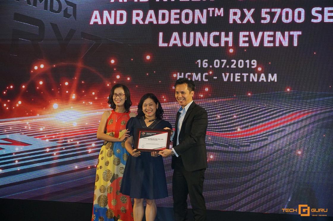 AMD ra mắt Ryzen 3000 và công bố SPC là nhà phân phối tại thị trường Việt Nam