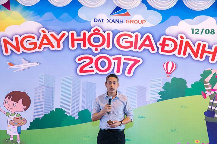 Ngày hội gia đình DXG 2017 - Ngôi nhà mơ ước