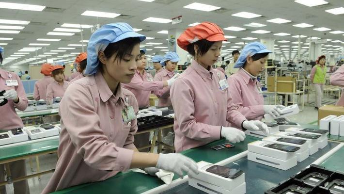 Infographic - Con số tích cực về đầu tư nước ngoài vào Việt Nam