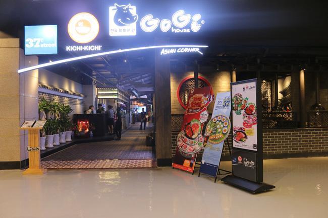 Khu ẩm thực không thể bỏ qua khi tới sân bay Tân Sơn Nhất