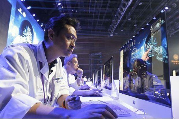 AI đánh bại 15 bác sĩ hàng đầu Trung Quốc trong một cuộc thi chẩn đoán