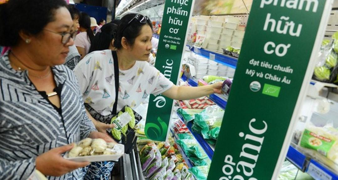 Cuộc đua xanh- sạch - lành trên thị trường thực phẩm - đồ uống Việt Nam