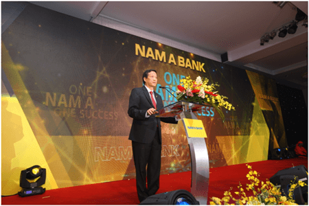 Nam Á Bank - chặng đường 23 năm phát triển bền vững