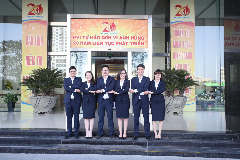 Bảo hiểm PVI được bình chọn trong Top 100 nơi làm việc tốt nhất Việt Nam
