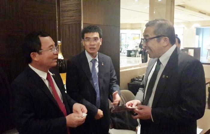 Tập đoàn Dầu khí Việt Nam tham gia Hội nghị Đối thoại chính sách kinh tế cấp cao Việt