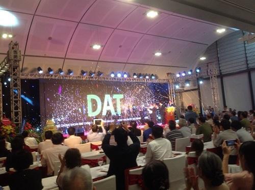 """Tập đoàn Sao Mai: hội thảo """"dầu cá và dinh dưỡng"""" , """"cổ phiếu DAT chào Hà Nội"""""""