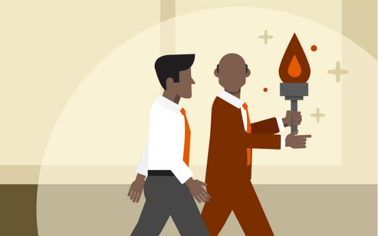 Giá trị nhất với startup là được cố vấn