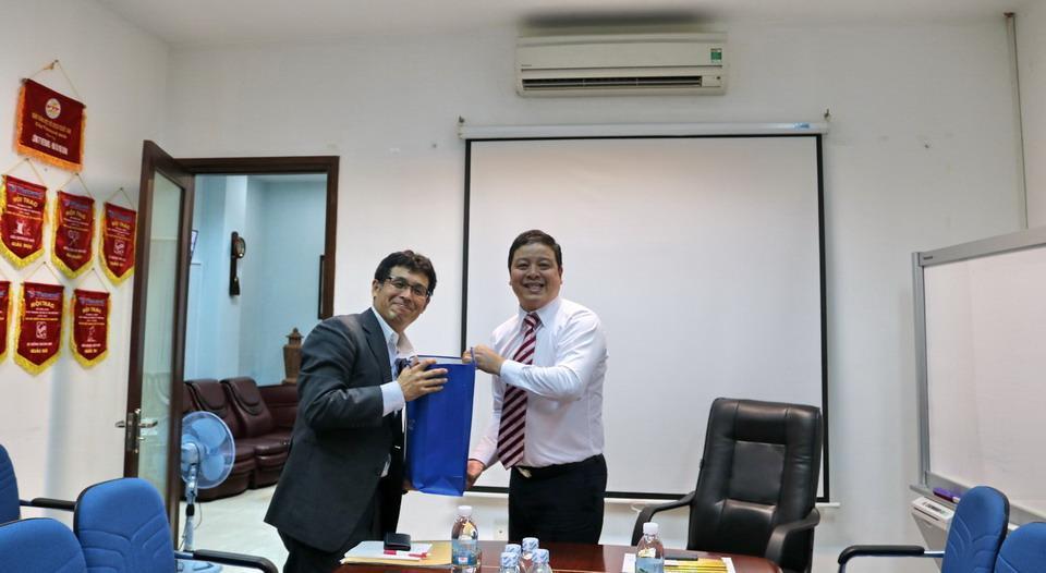 Vietravel tiếp đón Đại diện Cơ quan Xúc tiến Du lịch Nhật tại Đà Nẵng