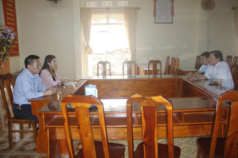 TKV tài trợ trên 3 tỷ đồng xây dựng nhà văn hoá thôn tại Lâm Đồng