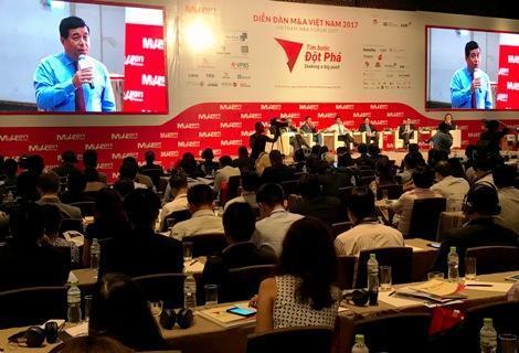 Tìm bước đột phá cho thị trường M&A Việt Nam