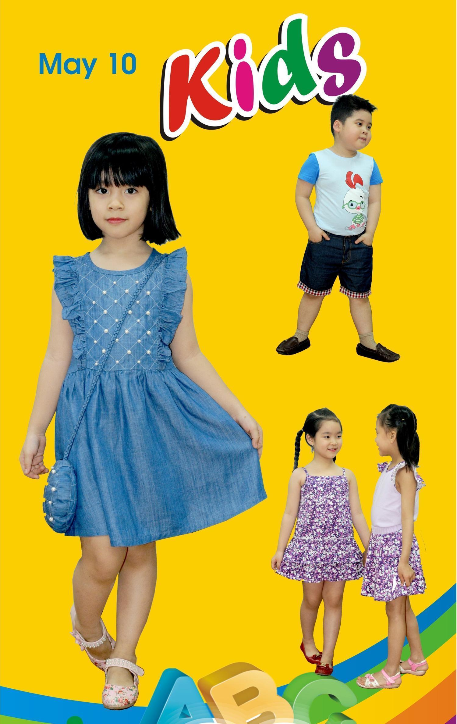 Ra mắt sản phẩm trẻ em M10 Kids chi nhánh Hồ Chí Minh