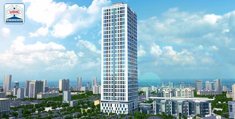 UDIC lọt top 10 nhà thầu xây dựng uy tín Vietnam Report 2017