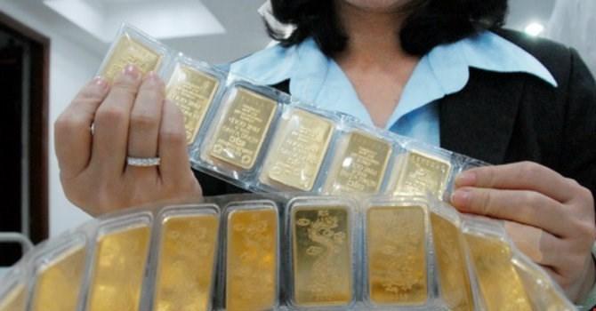 Lập sàn vàng Quốc gia : Một công đôi việc