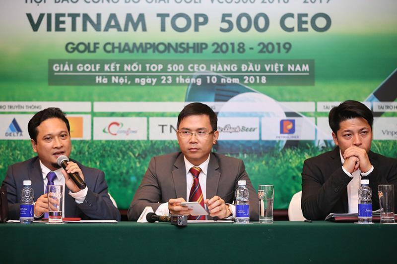 Giải golf VCG500 2018-2019: Nối dài thành công và đẳng cấp