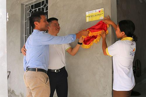 Công nghiệp Vĩnh Tường vì mái ấm 2017 - Hạnh phúc chạm ngõ nơi xóm nghèo