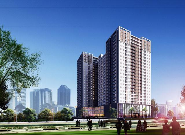 REE M&E ký hợp đồng dự án Tòa nhà căn hộ khách sạn COR (Cocobay Đà nẵng)