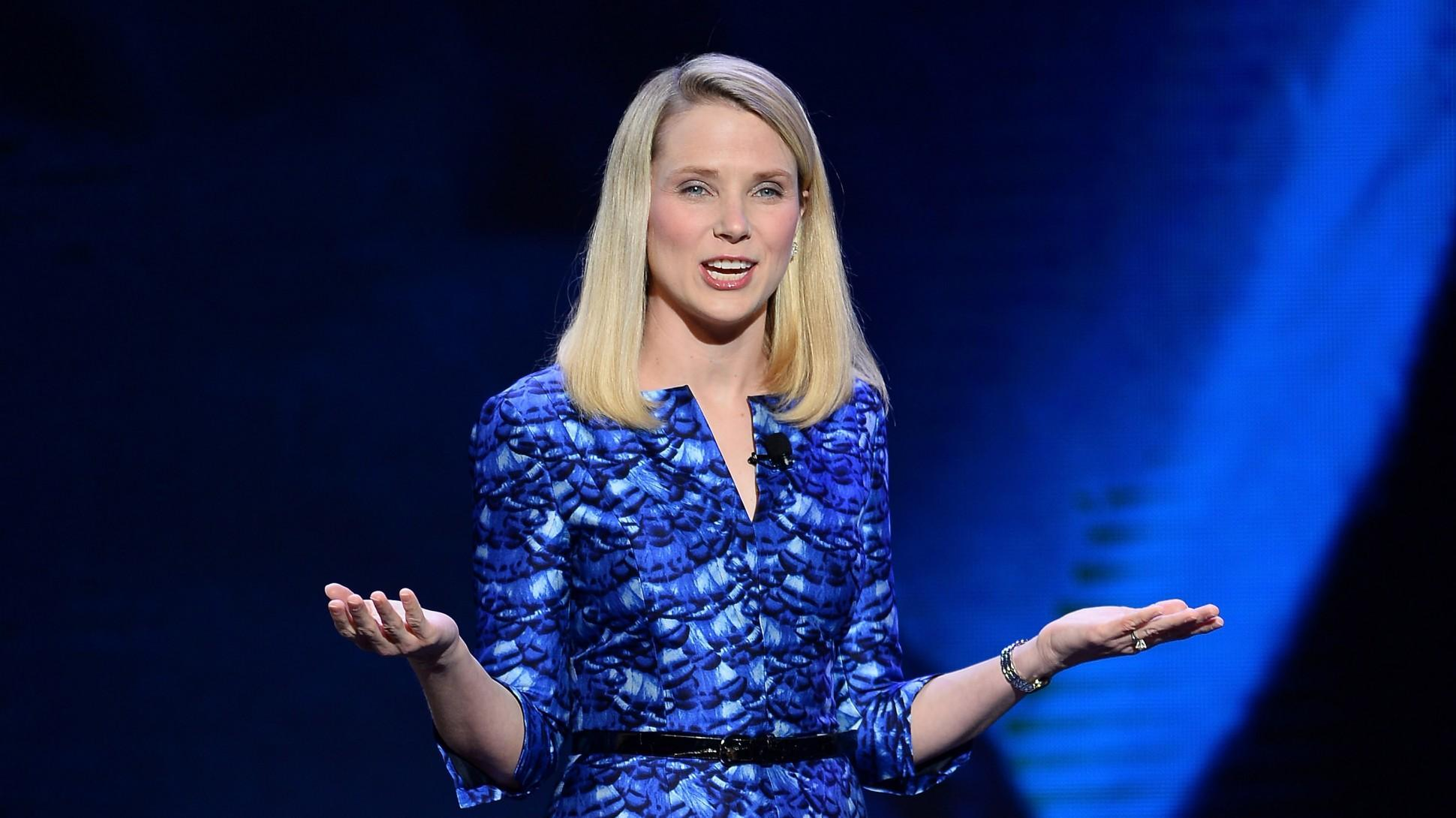 Cuộc phỏng vấn với CEO Marissa Mayer- Người vừa bán Yahoo