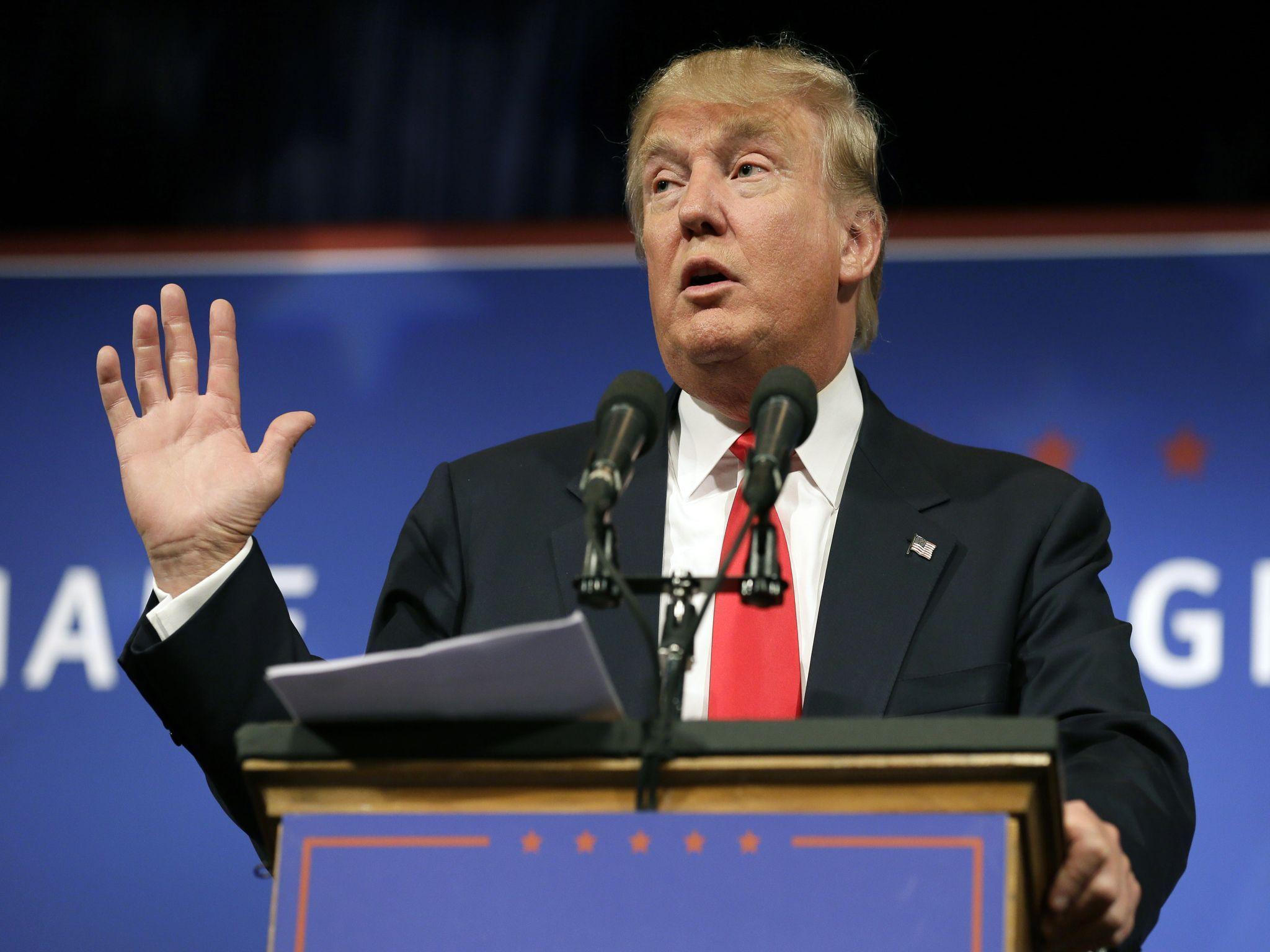 5 Điều các nhà tiếp thị không nên học từ Donald Trump