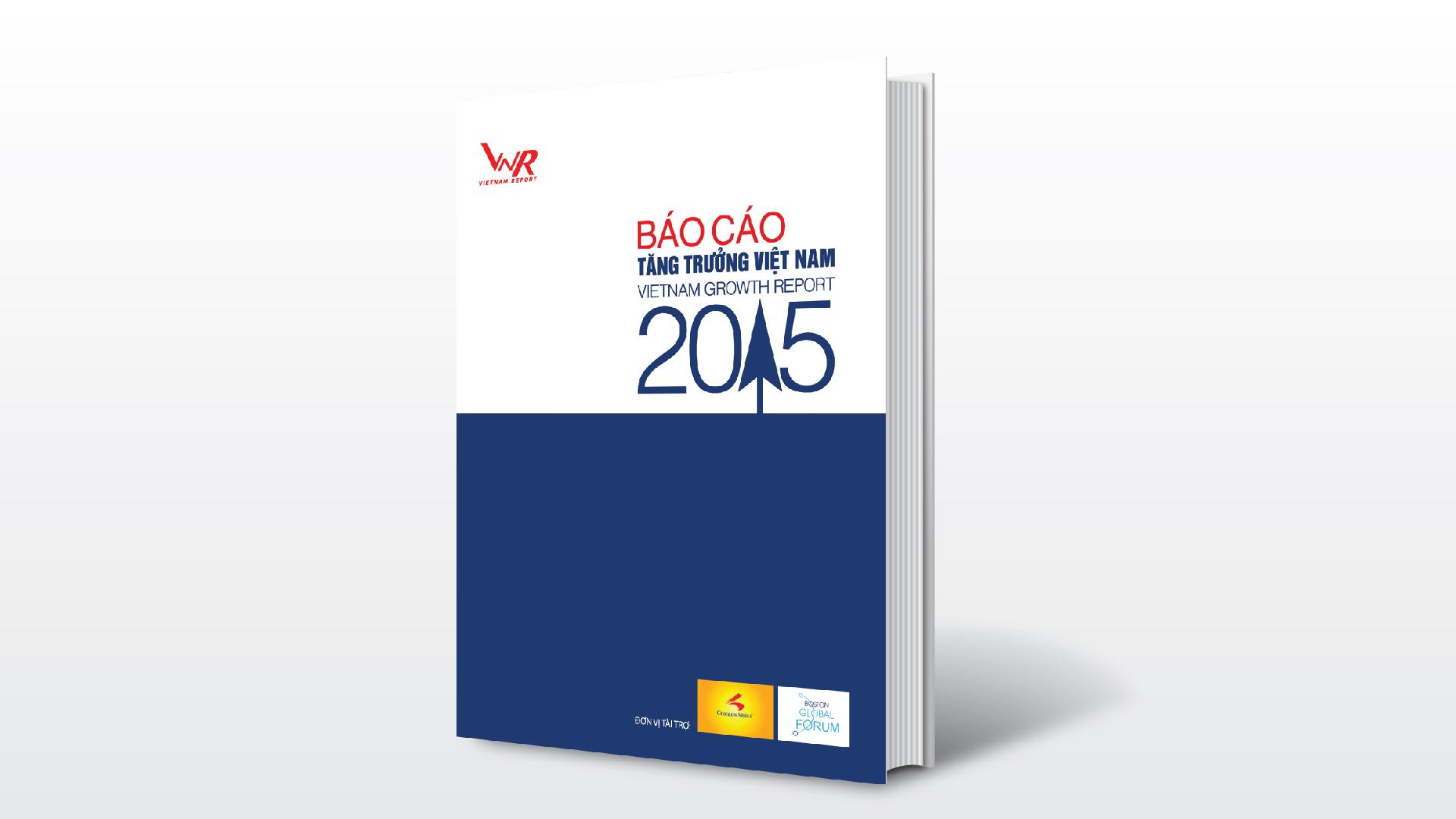 18/04/2015: Báo cáo tăng trưởng Kinh tế Việt Nam 2015