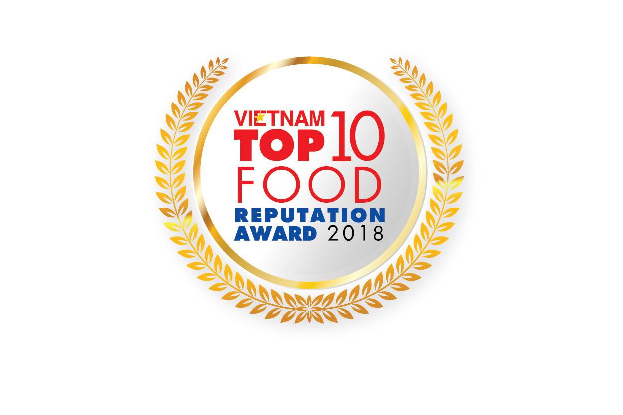 TOP 10 CÔNG TY THỰC PHẨM UY TÍN NĂM 2018 - NHÓM NGÀNH: ĐƯỜNG, SỮA, BÁNH KẸO