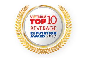 TOP 10 CÔNG TY ĐỒ UỐNG UY TÍN NĂM 2017
