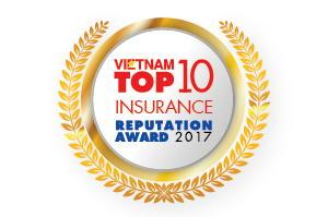 TOP 10 CÔNG TY BẢO HIỂM NHÂN THỌ UY TÍN NĂM 2017