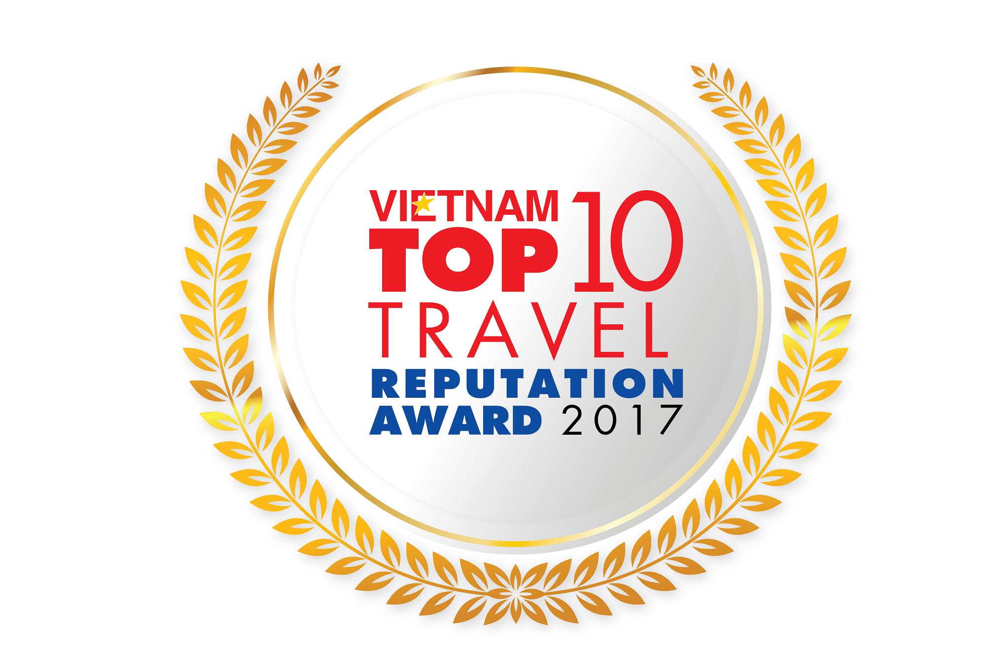 TOP 10 CÔNG TY DU LỊCH, LỮ HÀNH VIỆT NAM UY TÍN NĂM 2017