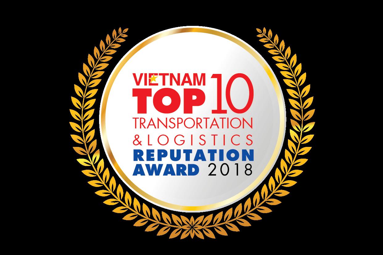 TOP 10 CÔNG TY UY TÍN NGÀNH VẬN TẢI VÀ LOGISTICS NĂM 2018 - NHÓM GIAO NHẬN VÀ KHO BÃI