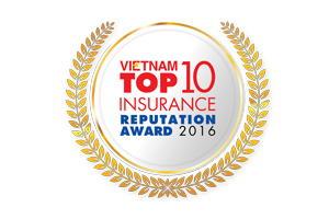 TOP 10 CÔNG TY BẢO HIỂM UY TÍN 2016