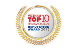 TOP 10 CÔNG TY DƯỢC VIỆT NAM UY TÍN 2016