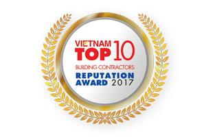 TOP 10 NHÀ THẦU XÂY DỰNG UY TÍN NĂM 2017